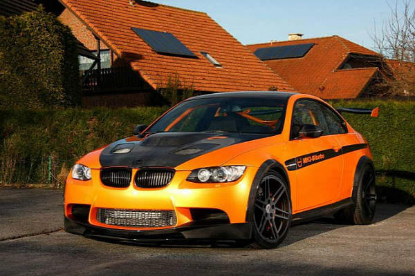 M3 Manhart Racing MH3 V8RS Clubsport