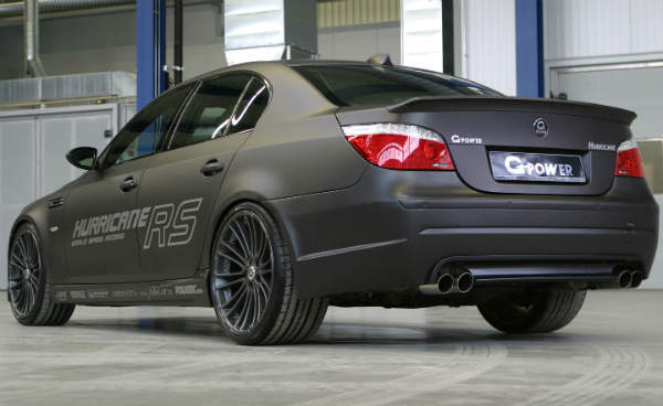 M5 G-Power Hurricane RS