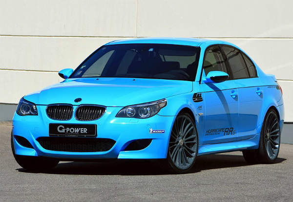 M5 G-Power Hurricane RRs