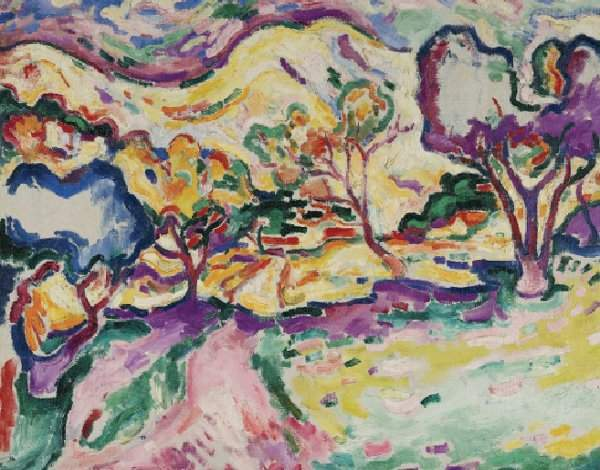 This Braque sold for $15.8 million
