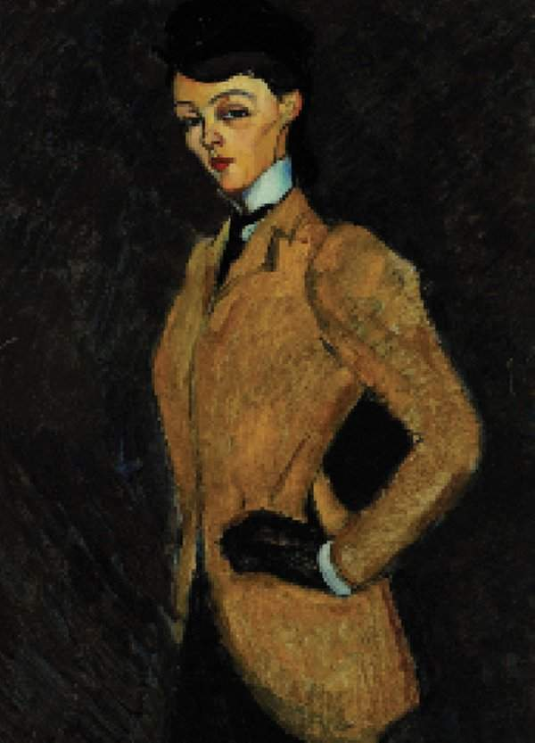 his painting by Modigliani sold for $25.9 million