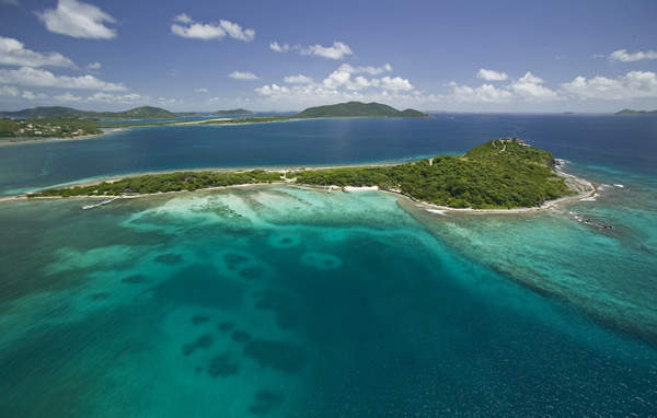 Buck Island, British Virgin Islands