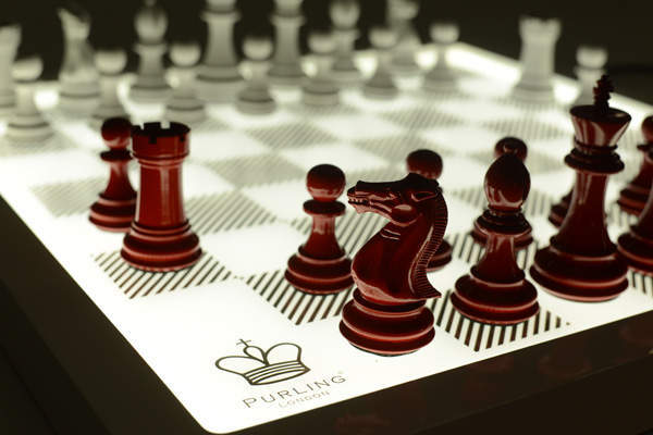 Purling London Dark Chess