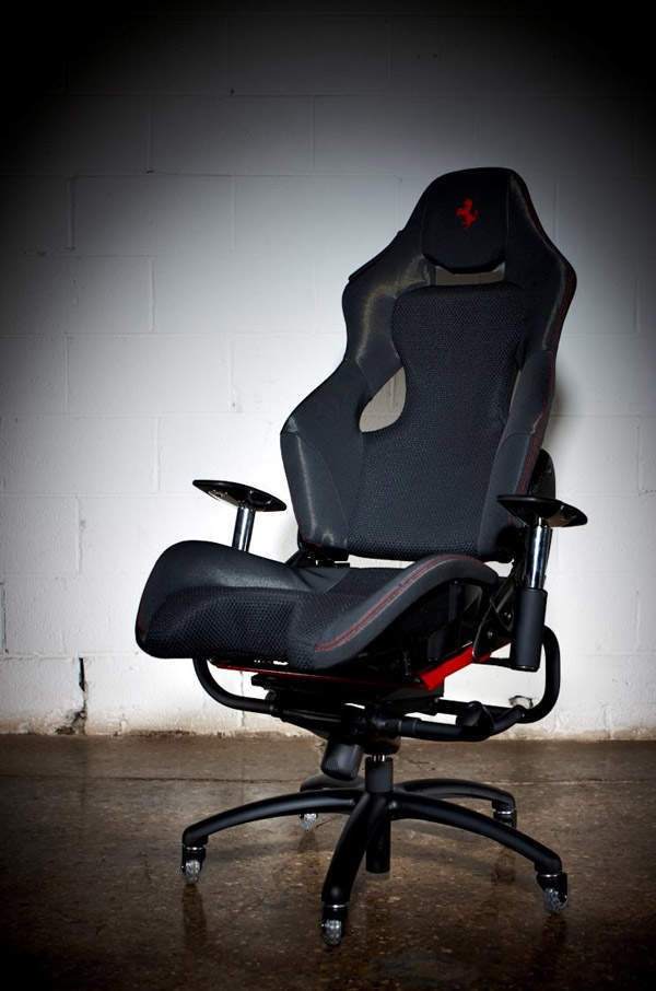F30 Ferrari Scuderia chair