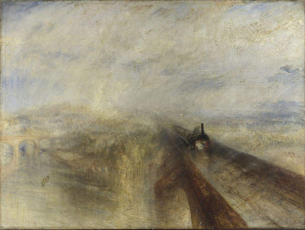Rain, Steam and Speed by Turner