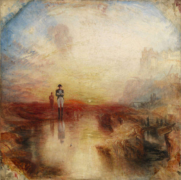 War. The Exile and The Rock Limpet by Turner